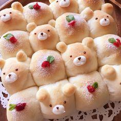 Chigiri-Pan bear design