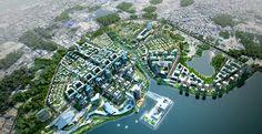 AECOM - Asia - Economics - Business Planning Services for Phnom Penh New Town (Camko City), Cambodia