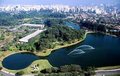 Parque Ibirapuera (São Paulo)-São Paulo-Brasil
