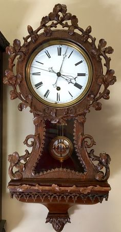 Lenzkirch Miniature 350 With Sweep-sconds Hand at antique-clock.com