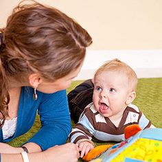 3-6 Months: Activities to Encourage Language Development