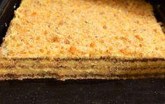 Prajitura Krantz, o prajitura bestiala Cake Cookies, Cornbread, Vanilla Cake, Biscuits, Cheesecake, Food And Drink, Cooking Recipes, Sweets, Healthy