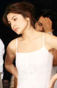 Anushka Sharma Behind the scenes of NIVEA                                                                                                                                                                                 More