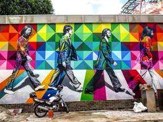 Eduardo KOBRA | The Beatles