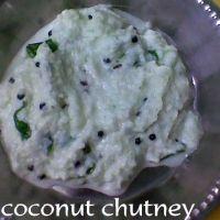 dosa-idli-coconut-chutney