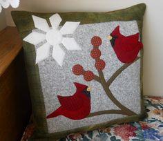 "See what Dawn did with my ""Ava's Winter Flurries"" pattern. http://patsloan.biz/avaswinterflurriespattern.aspx"