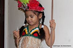 Amerindian Girl 5