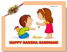 Why we celebrate the festival of Raksha Bandhan and what is the story behind it:- Raksha Bandhan is a Hindu Festival which indicates the love, respect, and duty between brother and sister. Raksha B...