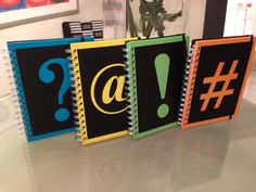 Love to write my thoughts on paper. These journals from Target make that process easy! www.LessStress-MoreSuccess.com