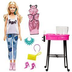 Barbie Day to Night Blondie (Twist to Change Hair Color) Barbie 2000, Mattel Barbie, Barbie Dolls, Barbie Makeup, Barbie Hair, Barbie Clothes, Change Hair Color, Face Mold, Fashion Night