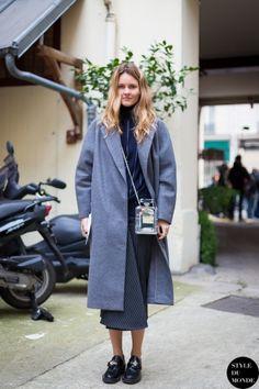 STYLE DU MONDE / Haute Couture SS 2014 Street Style: Ekaterina Mukhina  // #Fashion, #FashionBlog, #FashionBlogger, #Ootd, #OutfitOfTheDay, #StreetStyle, #Style