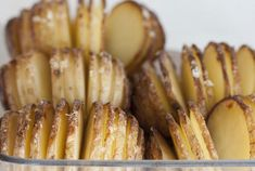 Hasselback Potatoes Recipe by Emily Jacobs