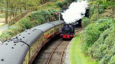 'Haverthwaite Princess' by Train, Princess, Strollers, Princesses