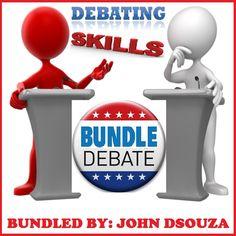 JOHN'S JOURNAL: DEBATING SKILLS: BUNDLE  This Bundle Includes:1. B...