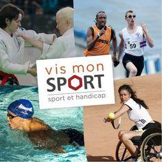 #Vismonsport : une web série sur les #athlètes #handisport