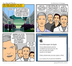 adbd102b48a Joy of Tech - Um pedido de desculpas da Apple Ciência E Tecnologia