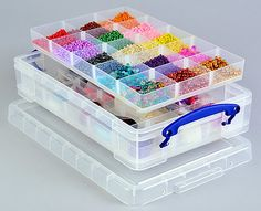 plastic storage boxes from STORE - Really Useful Boxes