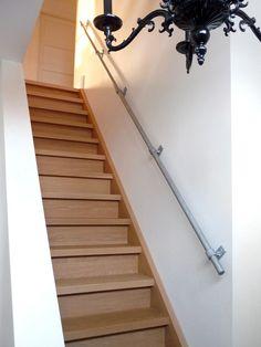 JvD interieur trap