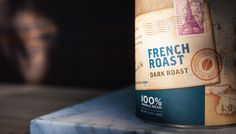Enjoy French Roast!  ROAST: Dark FLAVOR: Rich, Smoky, Sweet, Hints of Milk Chocolate ORIGINS: Central & South America  Think romance, the rush of meeting someone who sparks a fire in your heart. This blend is our spark! We've married 100% Arabica beans from South and Central America and roasted them carefully to a deep, dark onyx color to bring out the blend's smokiness. This blend offers a rich flavor with full body and perfectly balanced acidity.