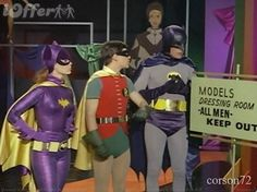 BATMAN1966 TV SERIES FROM MASTERS EXTRAS