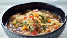 Best Chicken Soup Recipe, Detox Soup, Halloumi, Teller, Healthy Soup, Perfect Food, Chorizo, Kale, Food To Make