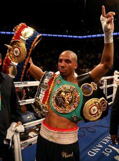 Andre Ward, WBC, WBA & The ring Magazine Super Middle World Champion