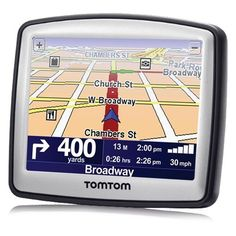 TomTom ONE 130S 3.5-Inch Portable GPS Navigator Bundle by TomTom. $158.54. Amazon.com                The TomTom ONE 130 is easy to use personal navigation. TomTom's award-winning software means effortless navigation from A to B. Switch on and go right out of the box. Just enter the address on the touchscreen and start driving anywhere in the US or Canada. TomTom guides you door-to-door with turn-by-turn spoken instructions including street names. 3D graphics help gu...