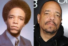 Ice T joined the Army after high school. Served form 1979-1983