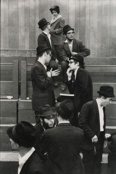 Leonard Freed - Talmud-Tora School, New York, 1954