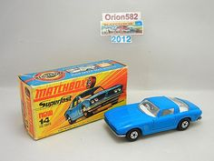 Matchbox Superfast #14 Iso Griffo