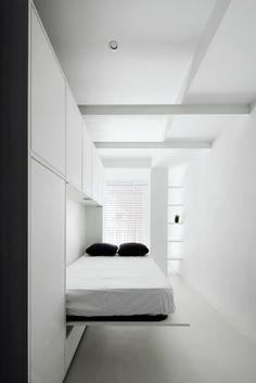 saving space bedroom