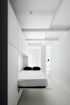 saving space bedroom