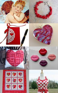 Love Is In the Air by Carol and Carrissa on Etsy--Pinned with TreasuryPin.com