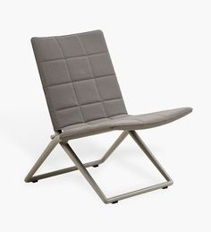 Traveller Lounge Folding Chair - Softtouch