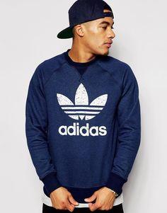 adidas Originals Logo Sweatshirt | Where to buy & how to wear