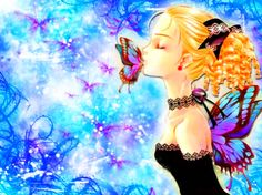 Fantasy art - Page 34 - Butterflies - Galleries