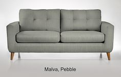 M&S Pebble Conran Needham Large Sofa - gorgeous sofa but fixed cover and only in one size (203cm)