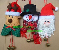 2015 Exports Christmas decoration  Santa doorbell  Christmas Toys  Christmas ornaments  a Price * Check this awesome product by going to the link at the image.