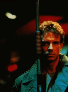 """Listen, and understand. That terminator is out there. It can't be bargained with. It can't be reasoned with. It doesn't feel pity, or remorse, or fear. And it absolutely will not stop, ever, until you are dead.""  -kyle reese"