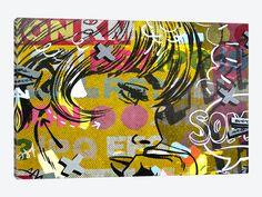 Every Sometimes by Dan Monteavaro 1-piece Canvas Art
