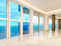 This amazing apartment sets a new gold standard in residential living. It is located in a luxurious building in Monaco overlooking the Principality. Beautiful Homes, Most Beautiful, Monte Carlo, Monaco, Real Estate, The Incredibles, Windows, Luxury, Building