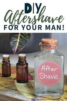 Essential Oil For Men, Oils For Men, Essential Oil Blends, Homemade Beard Oil, Diy Beard Oil, Aftershave, Diy Body Scrub, Homemade Cosmetics, Soap Recipes