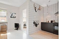 small apartment ideas - snandinavian style