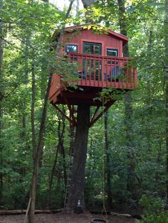 My Tree House - Front view