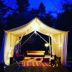 At Night:)♡ #glamping  #forest #holiday #glamping #グランピング #森 #テント #gw #ゴールデンウィーク #green #nature #relaxing #relaxingtime #pinterest #pinterestjp #discoveranddo #night #romantic #lights #キャンプ #おしゃれキャンプ #フォトリップ #photogenic #フォトジェニック #タビジョ #instatravel #instagramers  #instatraveling #travelingram