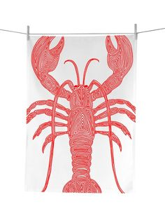 Browse Lobster Tea Towel and more from Eleanor Stuart at Wolf & Badger - the leading destination for independent designer fashion, jewellery and homewares. Kitchen Linens, Kitchen Towels, Christmas Gift Guide, Christmas Gifts, Steamed Crabs, Crab Feast, Wedding List, Picnic In The Park, Brass Color