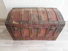 restaurar un baul antiguo - antes