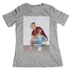 Check out Justin Bieber Boyfriend Tee | Juniors T-shirt on @Merchbar.