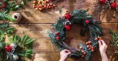 Advent, Christmas Time, Christmas Wreaths, Door Wreaths, Windows And Doors, Most Beautiful, Decoration, Holiday Decor, Blog