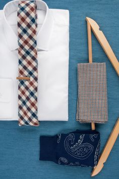 Make your basic white shirt look new with premium ties for just $19, and save the change for an extra round at the bar. Shop our premium selection of neckwear, socks, belts, scarves and more at TheTieBar.com